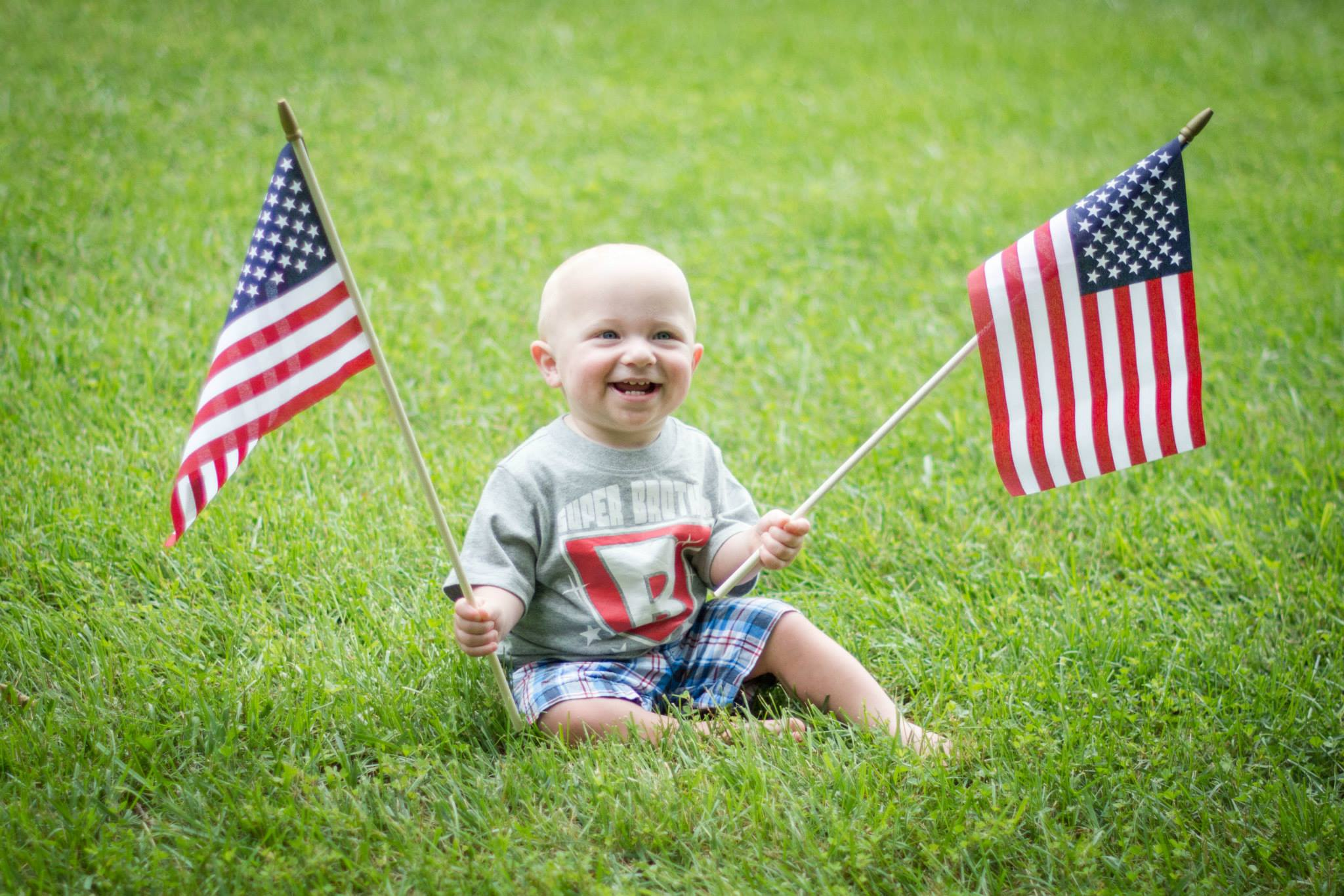 Scheduling Fourth of July Mini Sessions