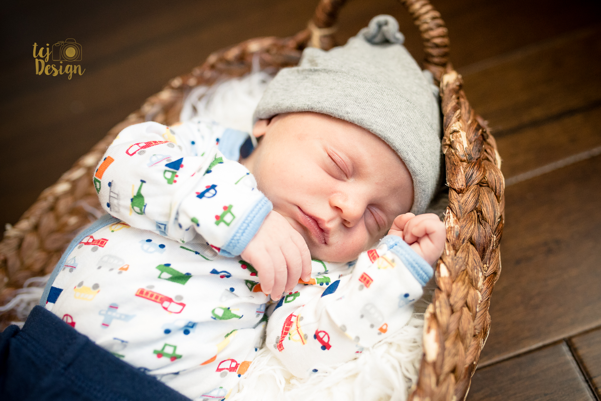Baby Colby Lifestyle Newborn Session | Chesapeake Beach, Maryland