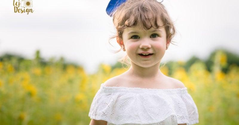 Sunflower Mini Session | Calvert County Lifestyle Photographer