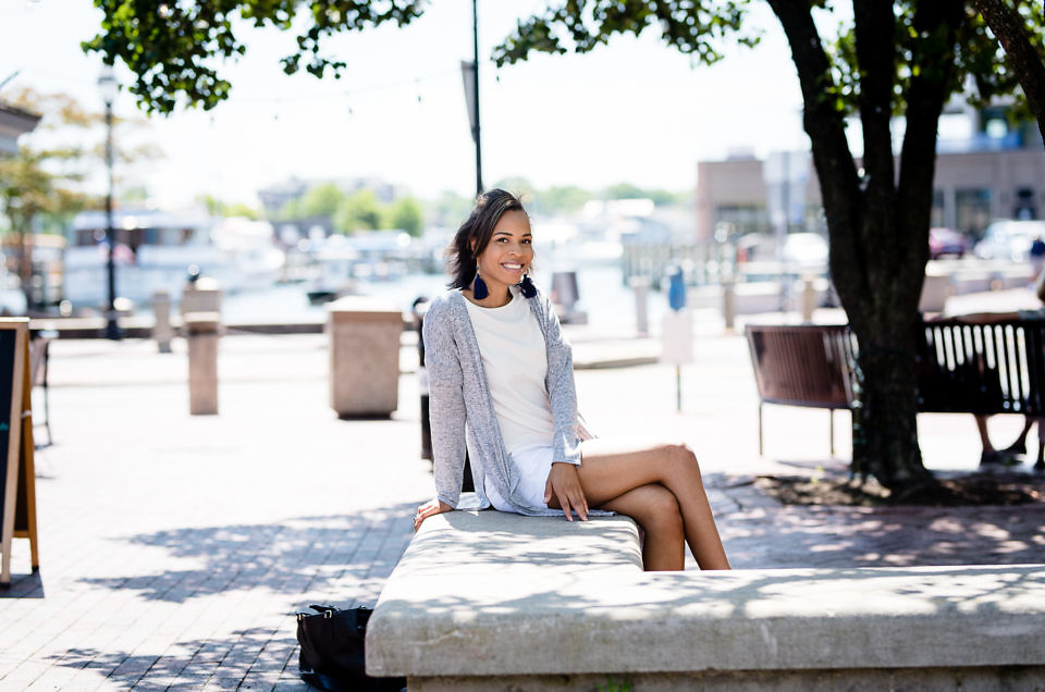 Annapolis Lifestyle Photographer | A Morning with Mia
