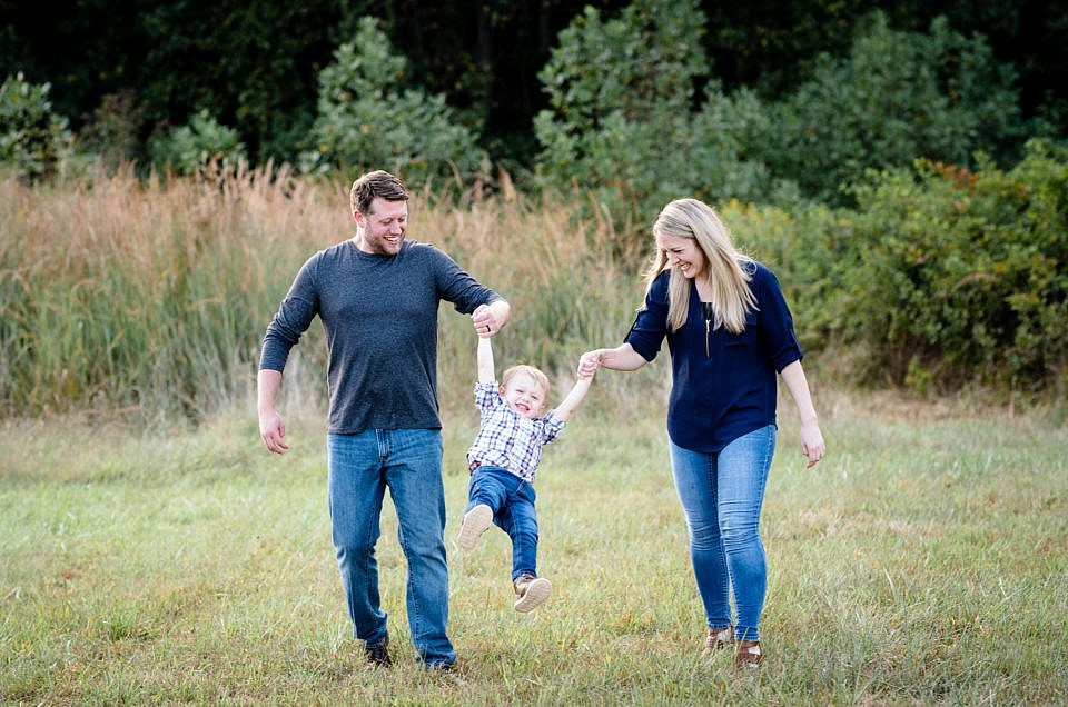 Maryland Family Photographer | L Family