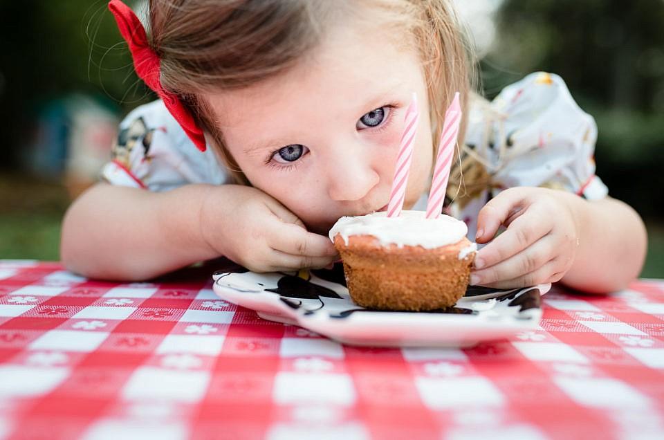 NOVA Milestone Photographer   Charlotte's Second Birthday
