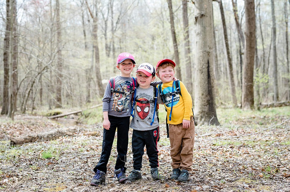 Calvert County Photographer: a Backyard Hike