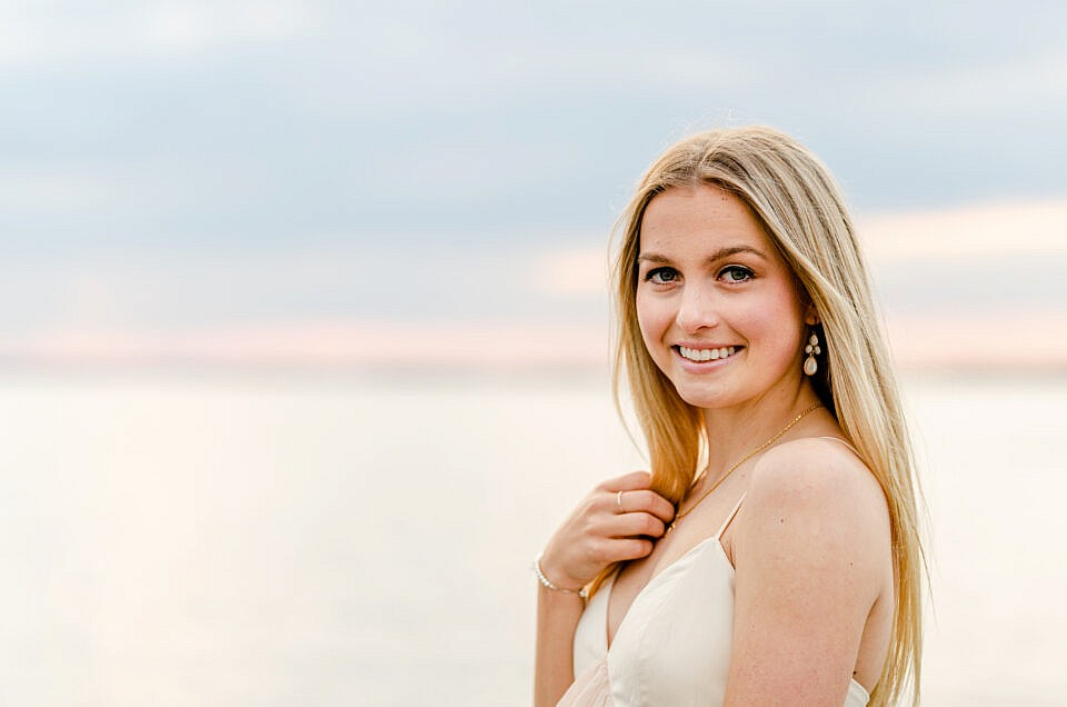 Southern Maryland Senior Session at Jefferson Patterson Park